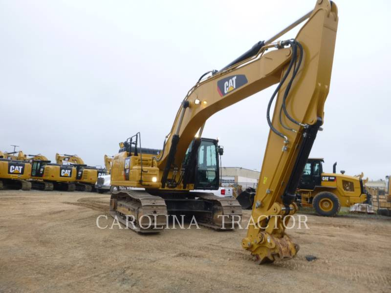 CATERPILLAR TRACK EXCAVATORS 336F equipment  photo 1