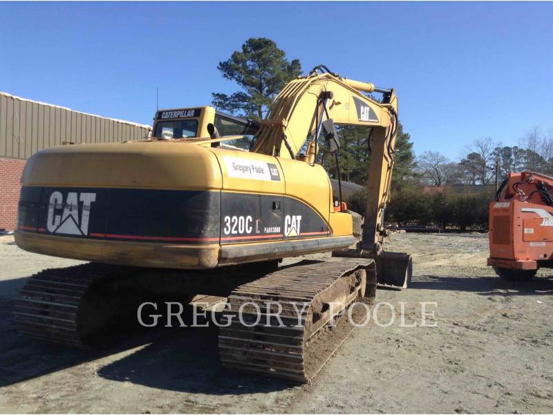 CATERPILLAR ESCAVADEIRAS 320C L equipment  photo 4