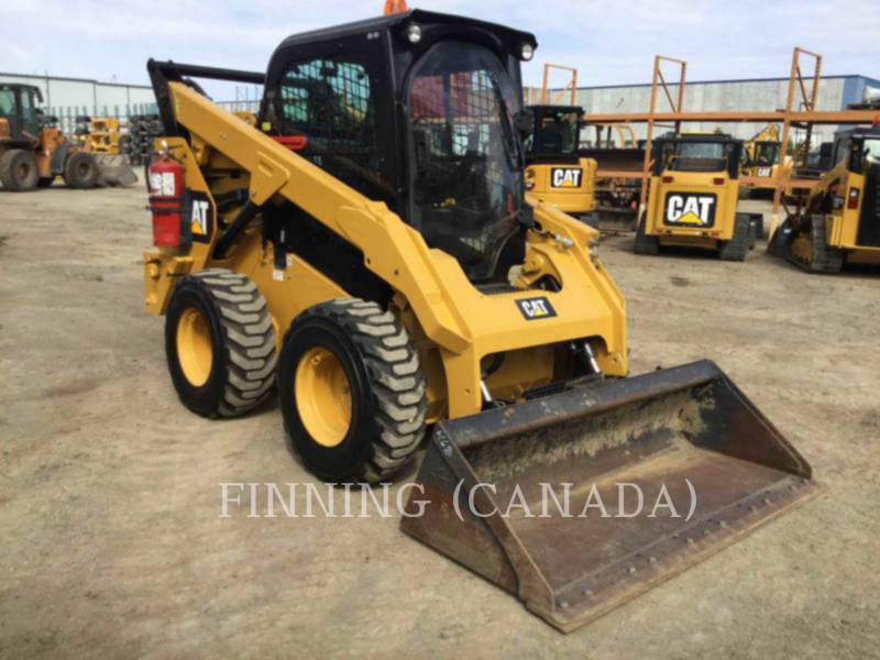 CATERPILLAR SKID STEER LOADERS 262DLRC equipment  photo 1