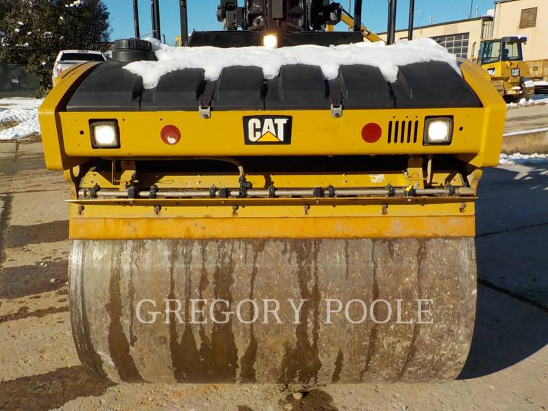 CATERPILLAR TANDEMVIBRATIONSWALZE, ASPHALT CB-54 equipment  photo 16
