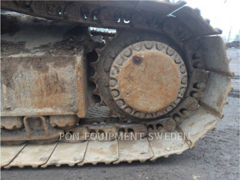 CATERPILLAR EXCAVADORAS DE CADENAS 330DL HDHW equipment  photo 3