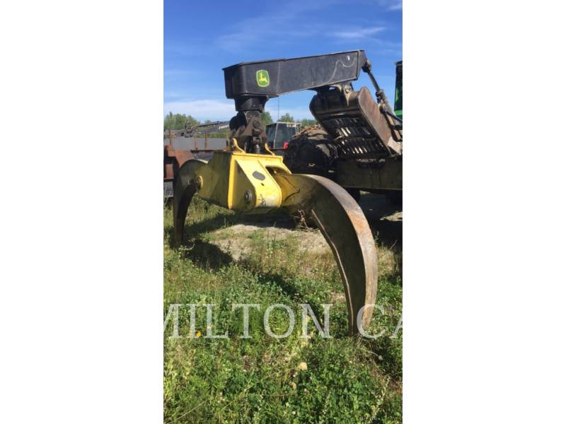 JOHN DEERE FORESTAL - ARRASTRADOR DE TRONCOS 848H equipment  photo 2