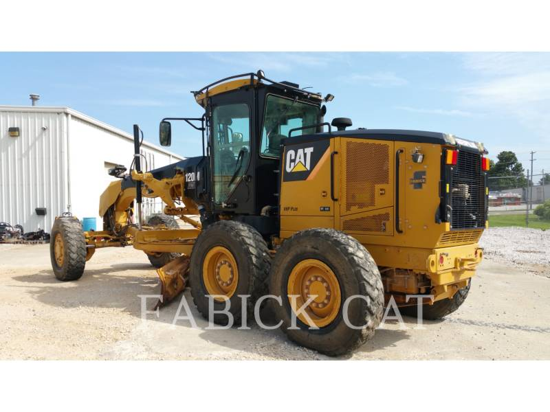 CATERPILLAR NIVELEUSES 120M AWD equipment  photo 3