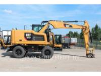 CATERPILLAR ESCAVADEIRAS DE RODAS M 314 F equipment  photo 3