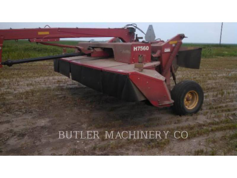 FORD / NEW HOLLAND AG HAY EQUIPMENT 7560 equipment  photo 1
