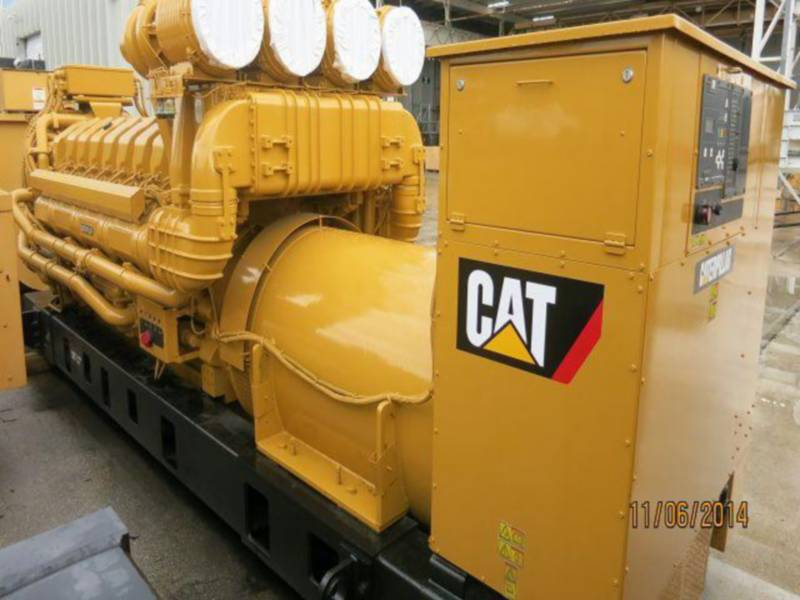 CATERPILLAR STATIONARY GENERATOR SETS C175 equipment  photo 2