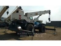 TEREX CORPORATION CRANES RT555 equipment  photo 4