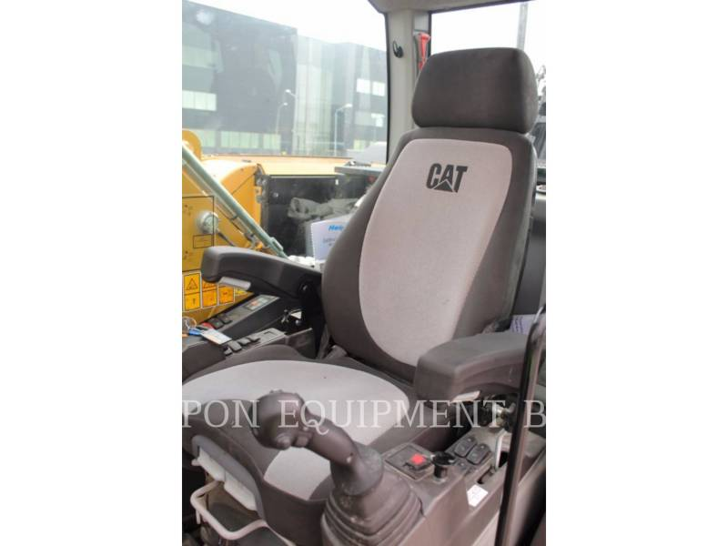 CATERPILLAR ESCAVADEIRAS DE RODAS MH3022 equipment  photo 7