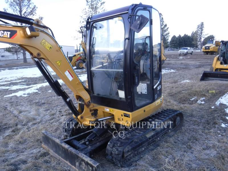 CATERPILLAR KOPARKI GĄSIENICOWE 302.7DCRCB equipment  photo 1