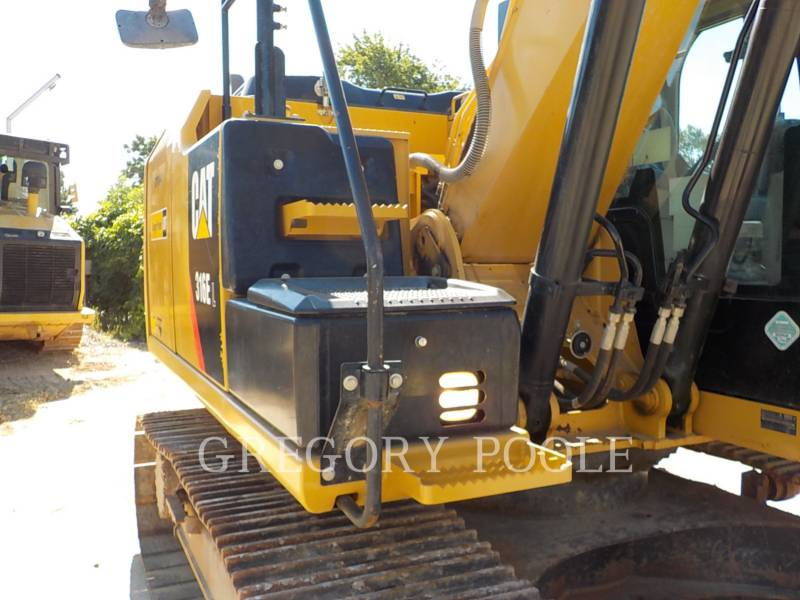 CATERPILLAR TRACK EXCAVATORS 316E L equipment  photo 6