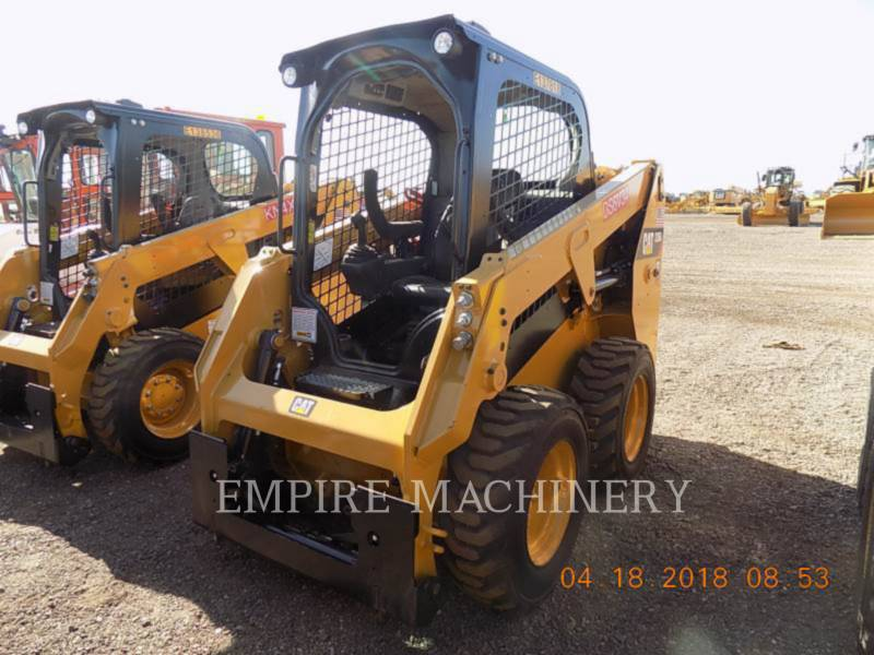 CATERPILLAR MINICARGADORAS 226D equipment  photo 4
