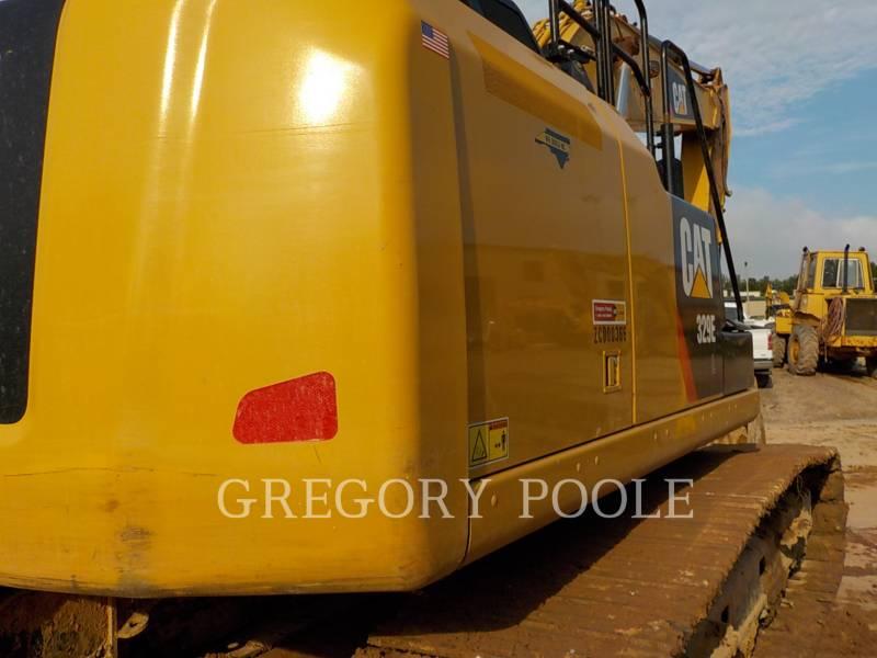CATERPILLAR TRACK EXCAVATORS 329E L equipment  photo 12