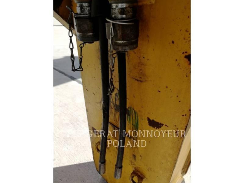 CATERPILLAR PELLES SUR PNEUS M318D equipment  photo 5