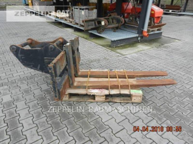 ZEPPELIN AUTRES Palettengabel OQ65 equipment  photo 3