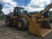CATERPILLAR PÁ-CARREGADEIRAS DE RODAS/ PORTA-FERRAMENTAS INTEGRADO 980K equipment  photo 7