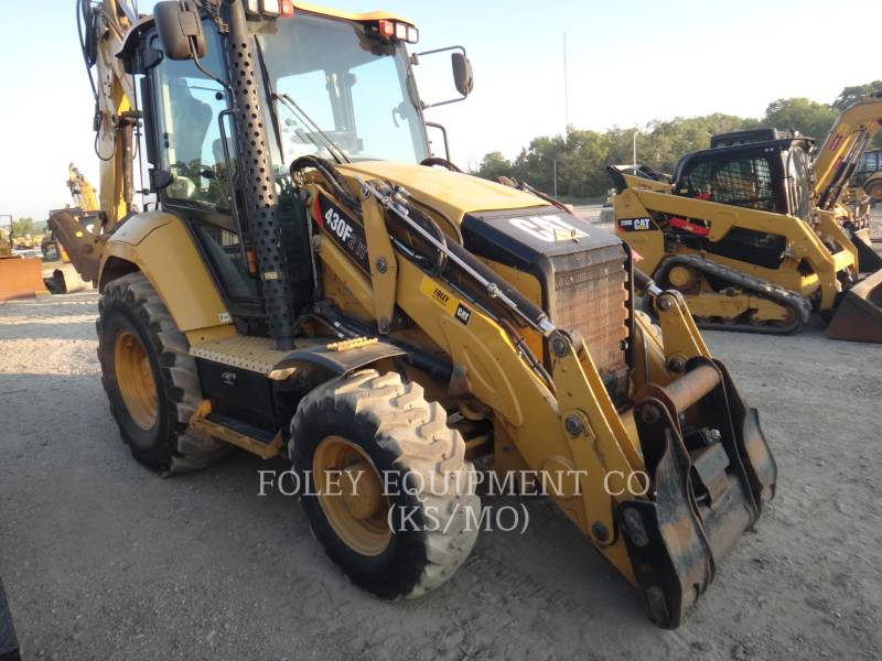 CATERPILLAR CHARGEUSES-PELLETEUSES 430F2IT equipment  photo 2