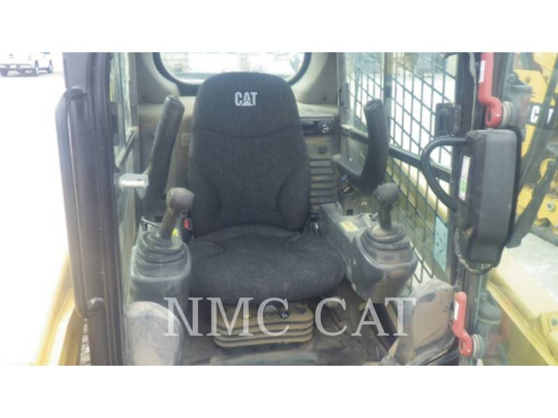 CATERPILLAR PALE CINGOLATE MULTI TERRAIN 257D equipment  photo 5