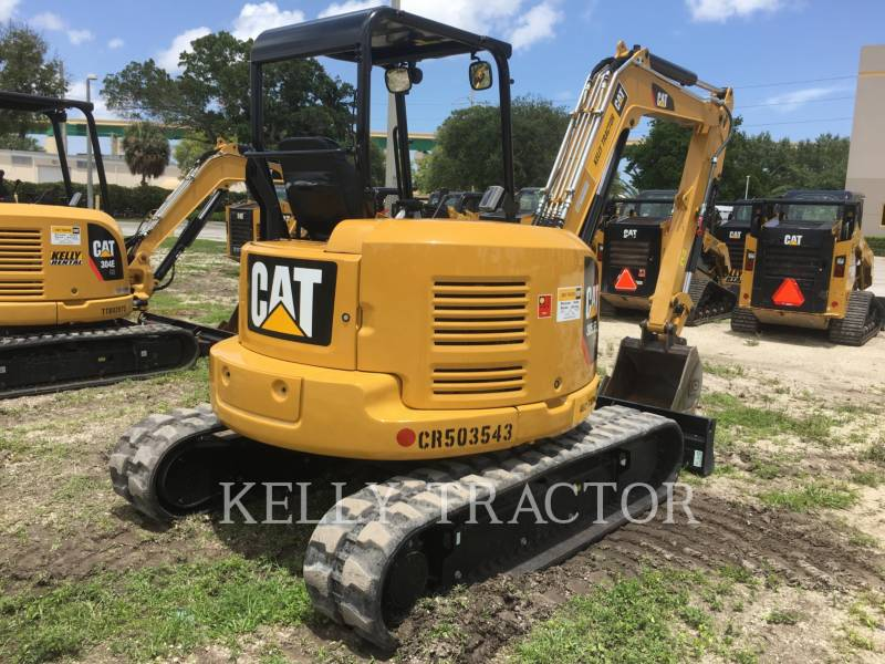 CATERPILLAR TRACK EXCAVATORS 305.5E2 CR equipment  photo 3