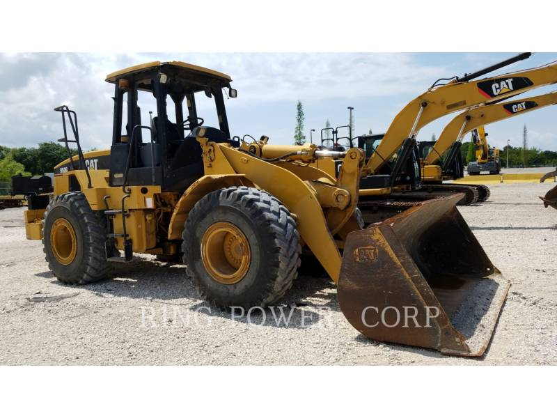 CATERPILLAR CARGADORES DE RUEDAS 950G equipment  photo 2