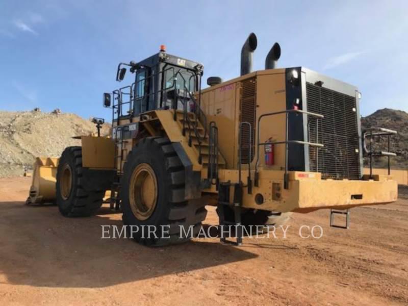CATERPILLAR 轮式装载机/多功能装载机 992K equipment  photo 5