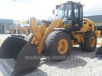 Equipment photo CATERPILLAR 938 K WHEEL LOADERS/INTEGRATED TOOLCARRIERS 1