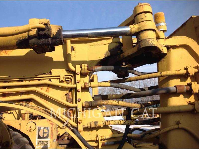 CATERPILLAR WHEEL TRACTOR SCRAPERS 613 equipment  photo 16