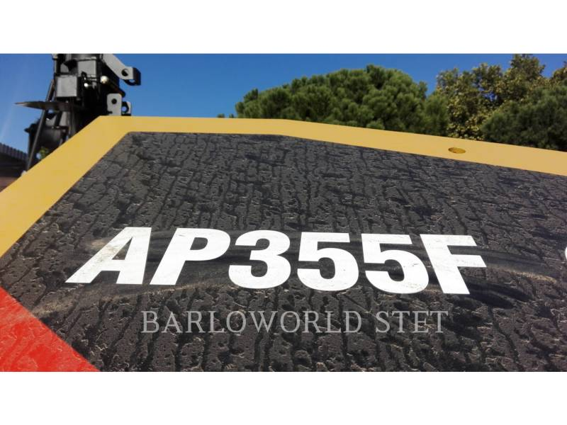 CATERPILLAR ASPHALT PAVERS AP355F equipment  photo 2