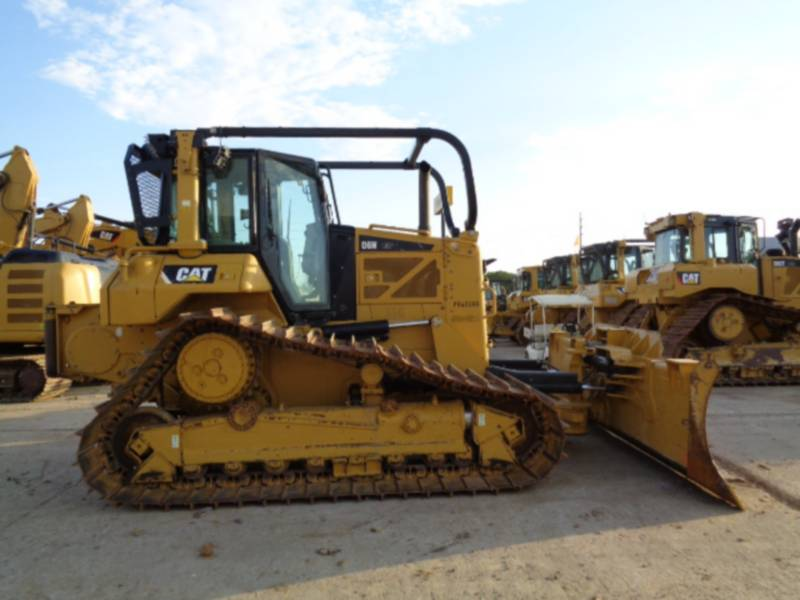 CATERPILLAR CIĄGNIKI GĄSIENICOWE D6NLGP equipment  photo 6