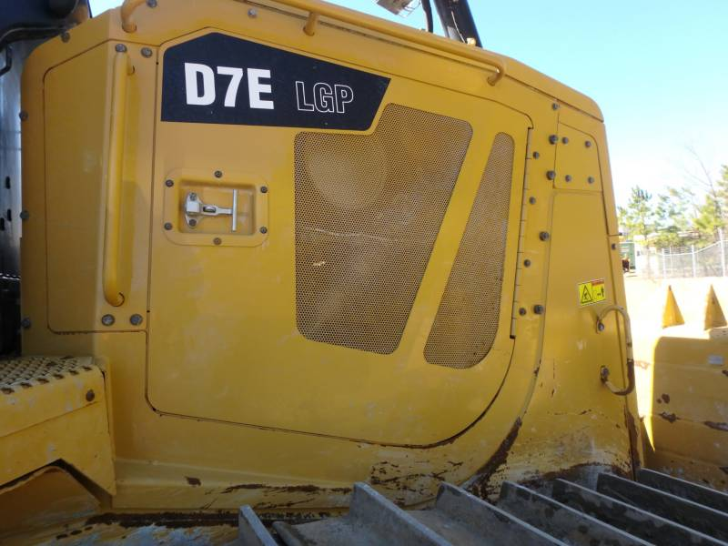 CATERPILLAR ブルドーザ D7ELGP equipment  photo 10