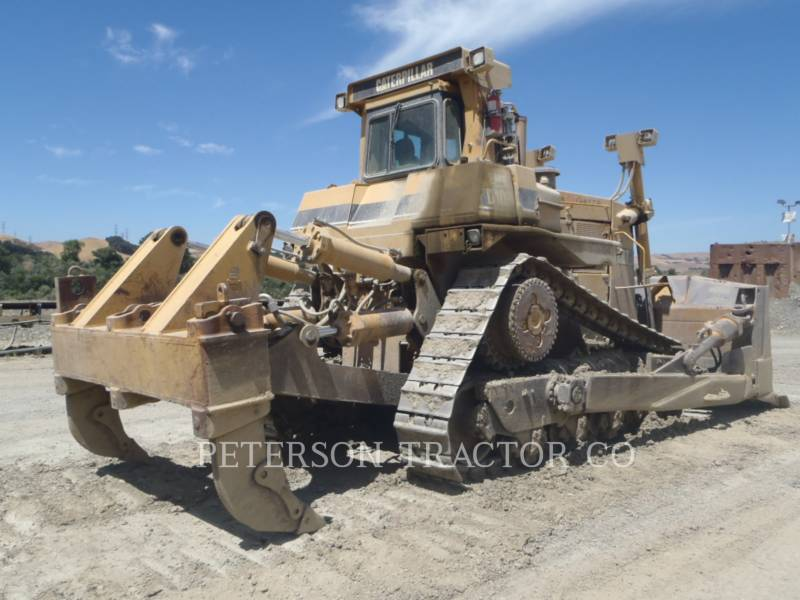 CATERPILLAR TRACTORES DE CADENAS D10R equipment  photo 3