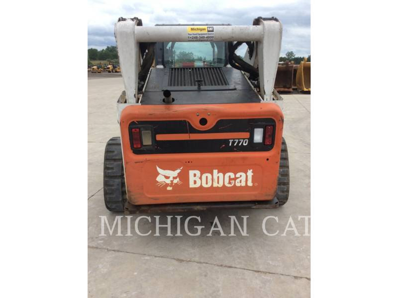 BOBCAT MULTI TERRAIN LOADERS T770 equipment  photo 7