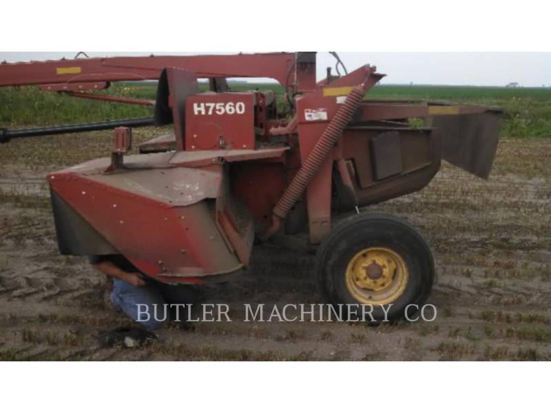 FORD / NEW HOLLAND AG HAY EQUIPMENT 7560 equipment  photo 2