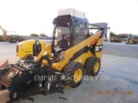 CATERPILLAR SKID STEER LOADERS 262D XPS equipment  photo 4