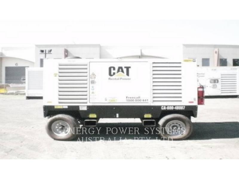 SULLAIR AIR COMPRESSOR 600HA DWQ-CAT equipment  photo 2