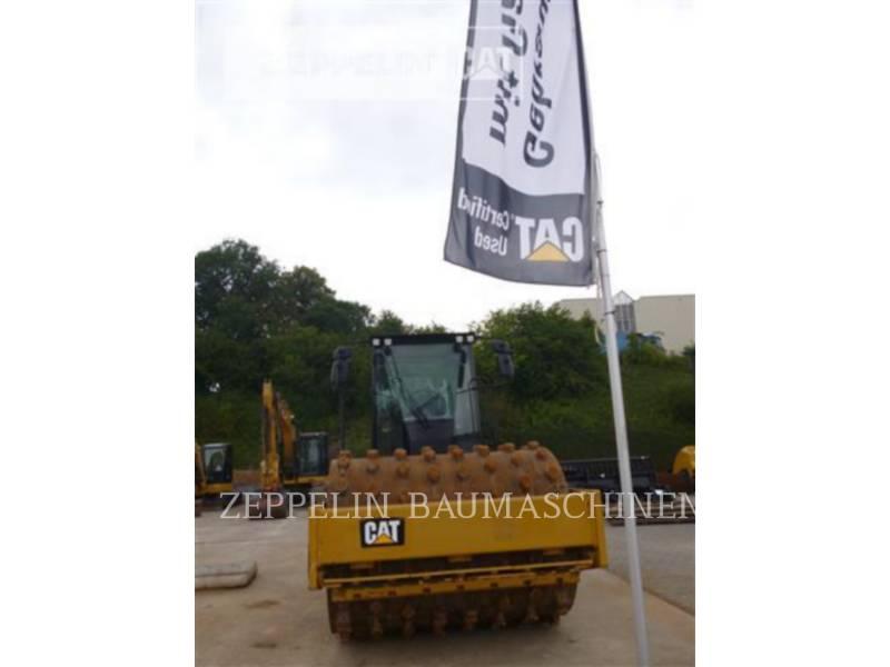 CATERPILLAR EINZELVIBRATIONSWALZE, GLATTBANDAGE CS64B equipment  photo 5