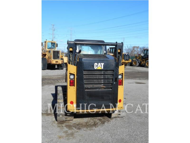 CATERPILLAR MULTI TERRAIN LOADERS 259D AQ equipment  photo 7