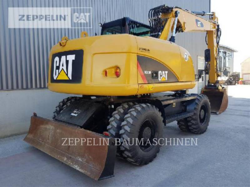 CATERPILLAR EXCAVADORAS DE RUEDAS M313D equipment  photo 7