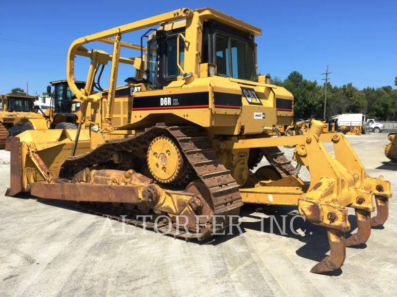 CATERPILLAR TRACK TYPE TRACTORS D6RIIIXL equipment  photo 2