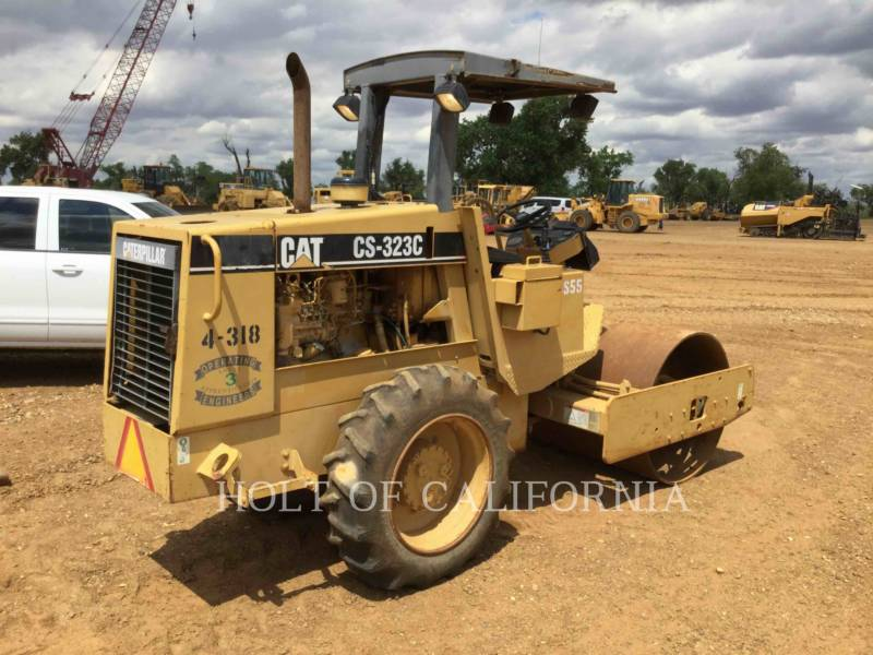 CATERPILLAR COMPACTADORES CS-323C equipment  photo 5