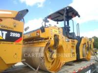 CATERPILLAR TANDEMVIBRATIONSWALZE, ASPHALT CB46B equipment  photo 4