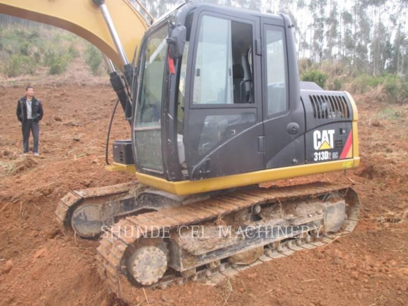 CATERPILLAR TRACK EXCAVATORS 313 D2 GC equipment  photo 1