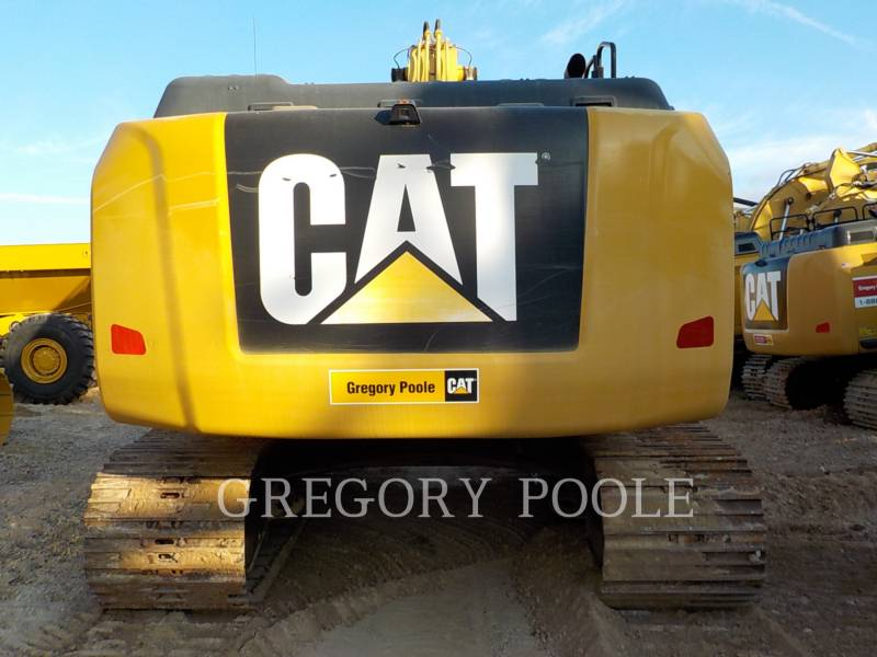 CATERPILLAR KETTEN-HYDRAULIKBAGGER 329EL equipment  photo 13