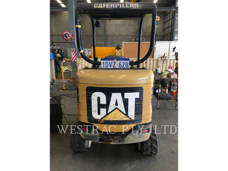 CATERPILLAR MINING SHOVEL / EXCAVATOR 301.8C equipment  photo 4