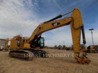Equipment photo CATERPILLAR 374FL TRACK EXCAVATORS 1