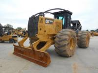 Equipment photo CATERPILLAR 555D FORESTRY - SKIDDER 1