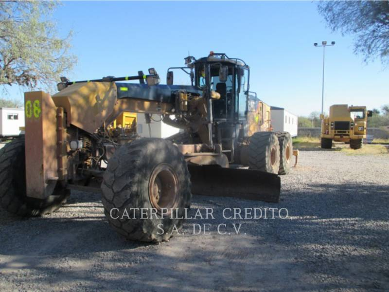 CATERPILLAR MOTORGRADER 16M equipment  photo 9