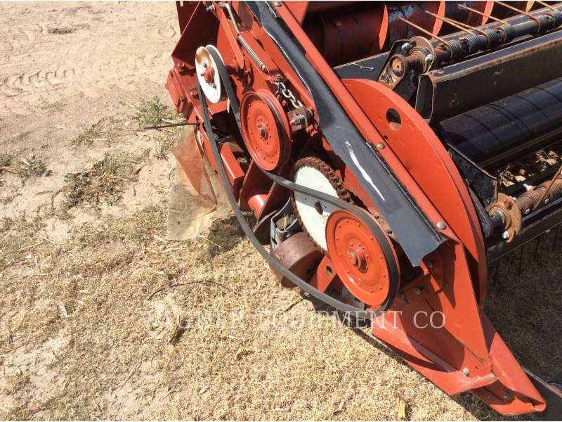 AGCO MATERIELS AGRICOLES POUR LE FOIN 9345 equipment  photo 7