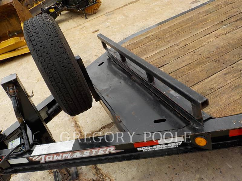 TOWMASTER TRAILERS TC-9D equipment  photo 7
