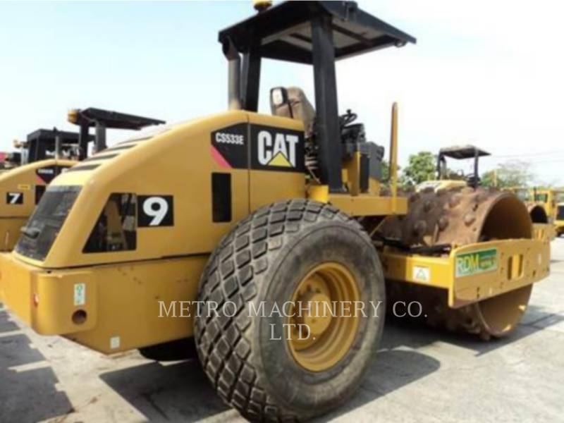 CATERPILLAR COMPACTADORES DE SUELOS CS-533E equipment  photo 5
