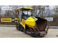 Equipment photo BOMAG BF300C PAVIMENTADORA DE ASFALTO 1
